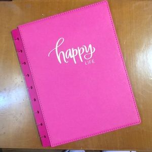 Happy Planner Classic Snap in Hard Cover